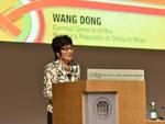 Inaugurato il centro per il trasferimento tecnologico Italia-Cina