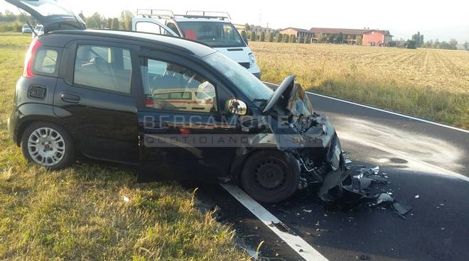 Incidente a Brignano, 4 feriti