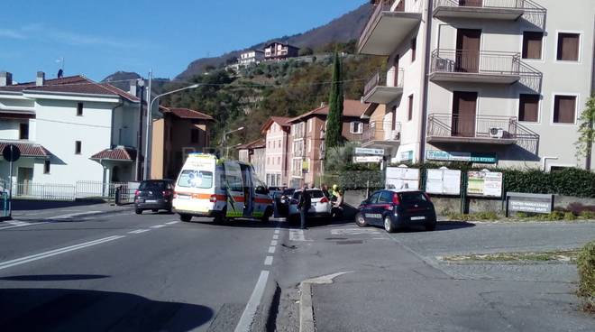 incidente a Costa Volpino