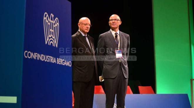 L'assemblea confindustria 2016