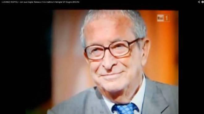 Lutto nella tv: é morto Luciano Rispoli