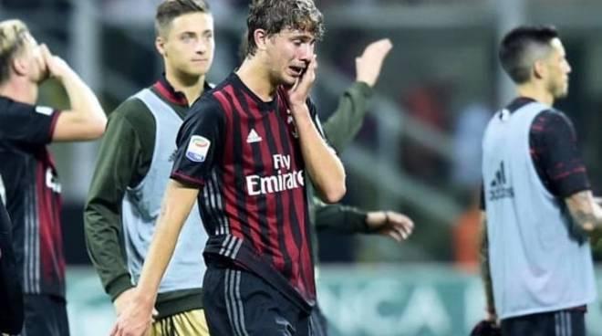 L'ex atalantino Manuel Locatelli commuove il web: primo gol in A e lacrime in diretta tv