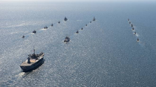 Nato e Russia nel Baltico e al Polo Nord
