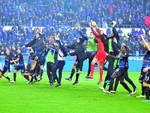 Masiello-Pinilla: Atalanta-Inter 2-1