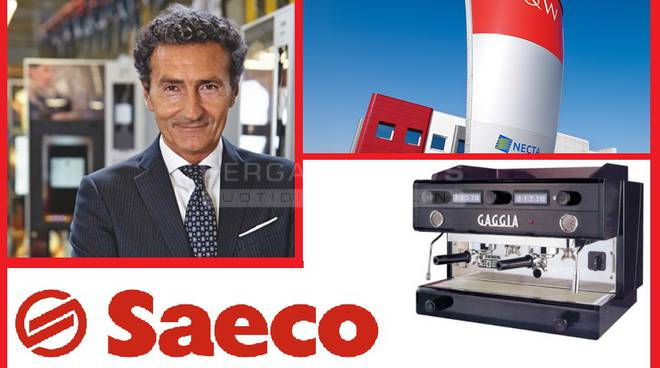 N&W Global Vending fa shopping ed acquista Saeco e Gaggia