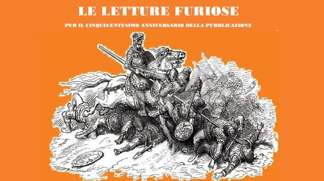 """""""Le letture furiose"""", omaggio ai 500 anni dell'opera di Ludovico Ariosto"""