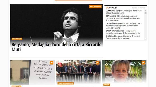 pagina bergamonews