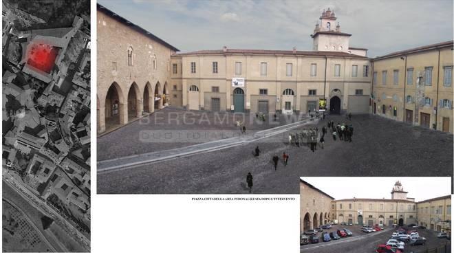 Piazza della Cittadella