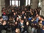 Protesta al Vittorio Emanuele II
