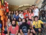 Scout bergamaschi a Lampedusa