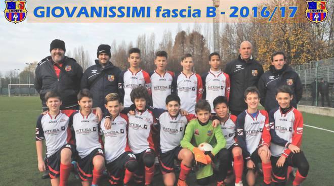 Loreto Calcio giovanissimi (foto tagliata)