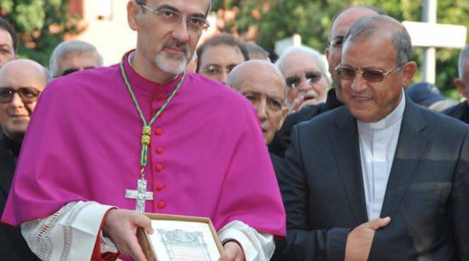 Arcivescovo Pizzaballa