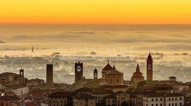 Bergamo d'autunno