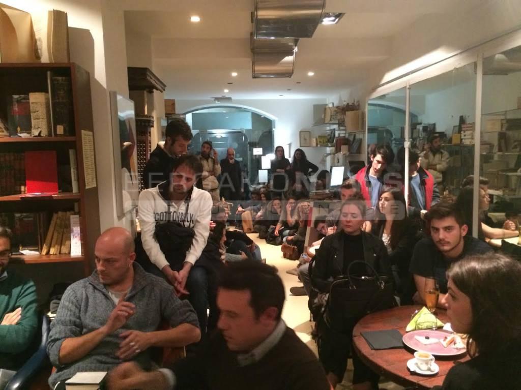 Dibattito al Macondo sul referendum