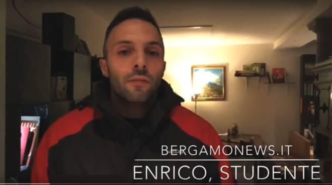 """Enrico, studente: """"Voterò No, l'economia non può dettare l'agenda politica"""""""