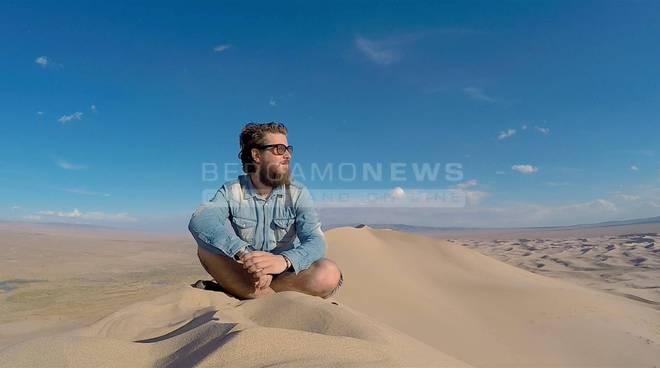 """Gianluca e il giro del mondo in mille giorni: """"In viaggio da 250, mai sentito così vivo"""" fotogallery"""