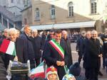 Il presidente Mattarella in Città Alta