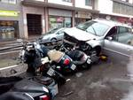 Incidente via Maj