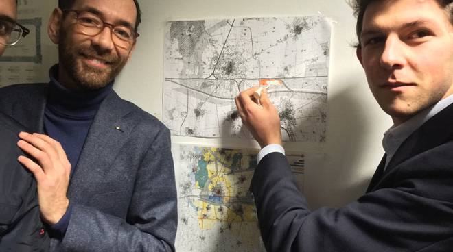 """Treviglio, Forza Italia torna alla carica sull'interporto: """"Fermarlo si può"""""""