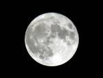 La super Luna vista dai lettori di Bergamonews