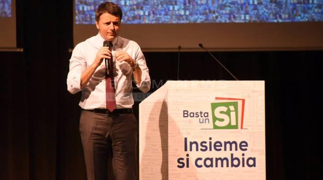 Lotta alla disoccupazione, Renzi: