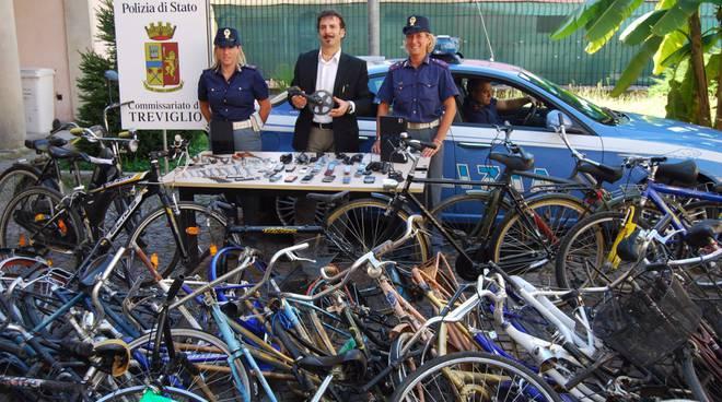 Ladri di biciclette a treviglio denunciato un 35enne - Casa di riposo dalmine ...