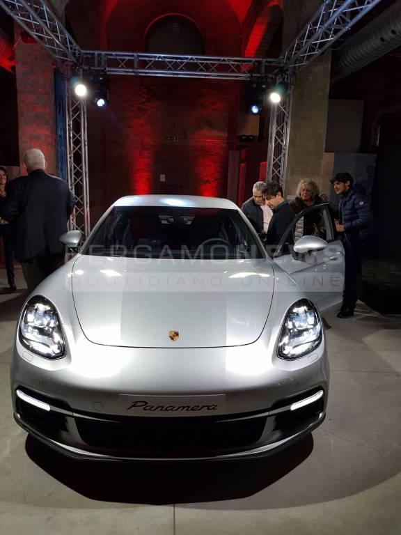 Nuova Porsche Panamera da Bonaldi