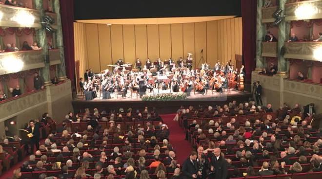 Riccardo Muti al Teatro Donizetti