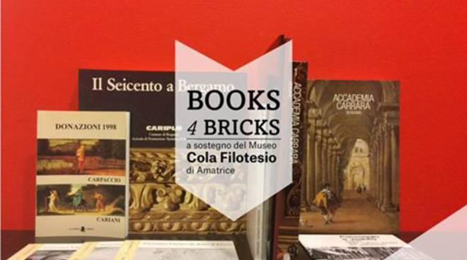 #Booksforbrick