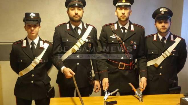 I Carabinieri di Treviglio