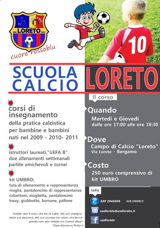 Scuola Calcio Loreto
