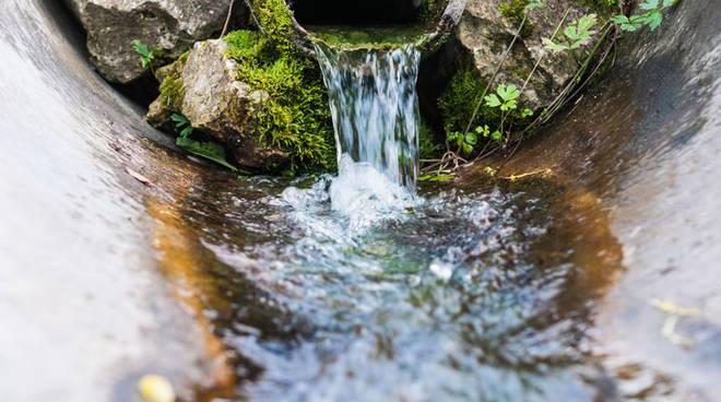 Scarico dell'acqua