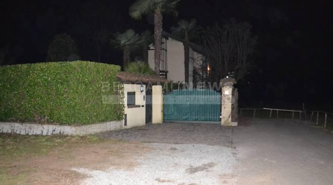 La villa di Antonio Di Pietro