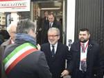 Alessandro Sorte inaugura l'Alta Velocità Milano-Brescia