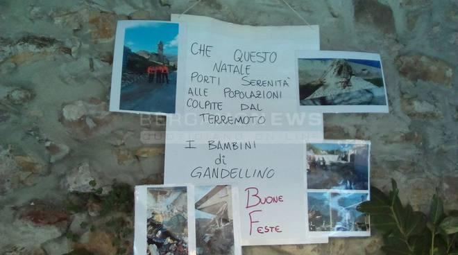 Bergamo non abbandona le popolazioni terremotate