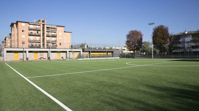 campo da calcio seriate