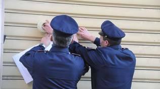 carabinieri chiudono