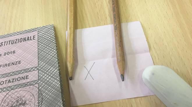 Referendum, Piero Pelù denuncia: 'La matita che ho usato era cancellabile'