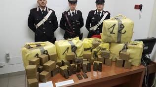 droga carabinieri treviglio