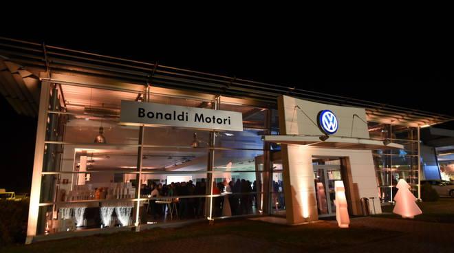 Inaugurazione Bonaldi Sondrio