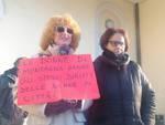 Protesta chiusura Piario