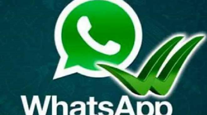 whatsapp invio