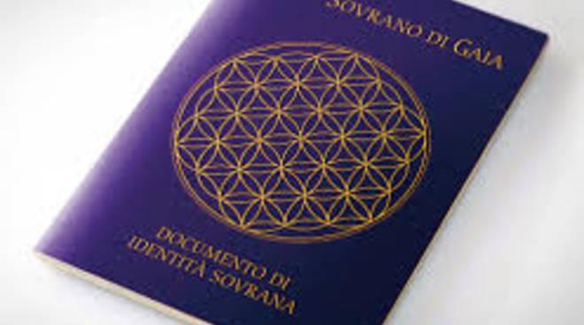 Passaporto del Regno Sovrano di Gaia
