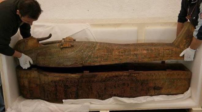 Il sarcofago di Ankhekonsu