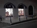 Allarme bomba in via Palazzolo a Bergamo