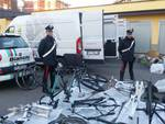 carabinieri bici treviglio