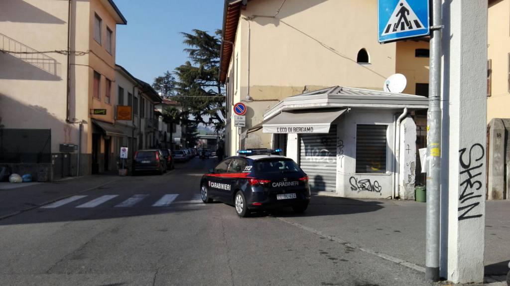 Carabinieri boccaleone