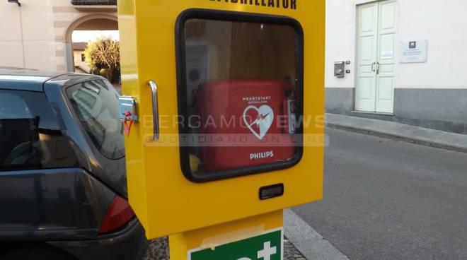 defibrillatore casirate