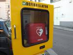defibrillatore casirate