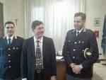 I tre nuovi dirigenti della Questura di Bergamo